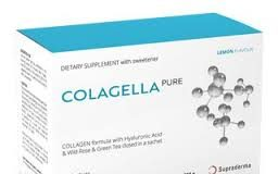 Colagella Pure - action - France - Amazon